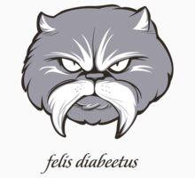 Felis Diabeetus by Kari Fry