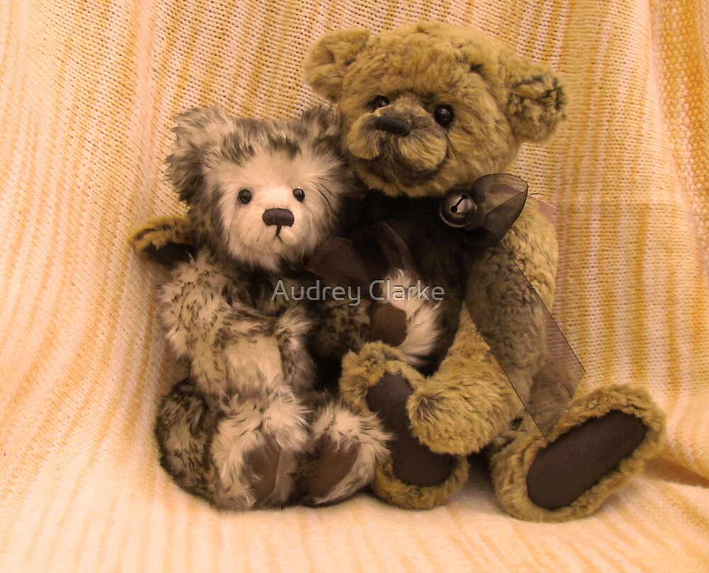 Chanelle & Thomas (I'll be there for you!) by Audrey Clarke