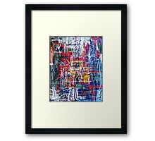 We Were Once One Framed Print