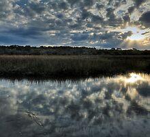 Splashy Skies by Joe Jennelle