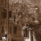 Venice in sepia by julie08