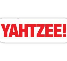 The Visit - Yahtzee! Sticker