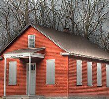 One Room School by Sharon Batdorf