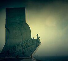 Monumento aos Descobrimentos, Lisboa by MickP