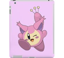 Skitty | Kirby Edition iPad Case/Skin
