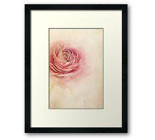 Sogno romantico Framed Print