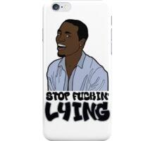 Why You Always Lying ? (Meme/Vine) iPhone Case/Skin