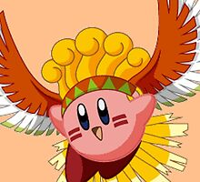 Ho-Oh Kirby by SALSAMAN