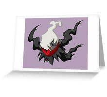 Darkrai | Kirby Edition Greeting Card