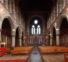 St Barnabas Church, Tunbridge Wells by Dave Godden