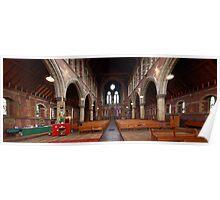 St Barnabas Church, Tunbridge Wells Poster