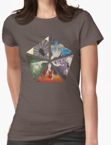 Mana Cycle Womens Fitted T-Shirt