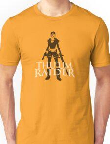 Thu'um Raider Unisex T-Shirt
