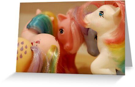 Ponies by Rebecca Eldridge