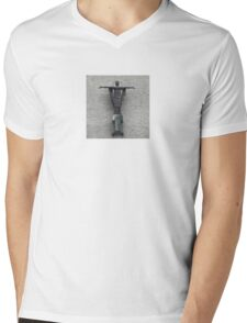Bodø Cathedral - Christ Mens V-Neck T-Shirt