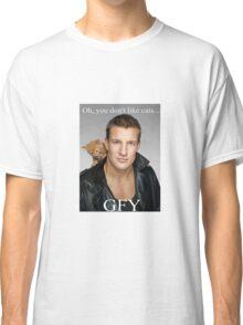 Rob Gronkowski / Cat Classic T-Shirt