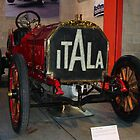 1907 Itala racing car by Woodie