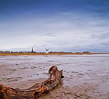 Jetty View by Peter Stone