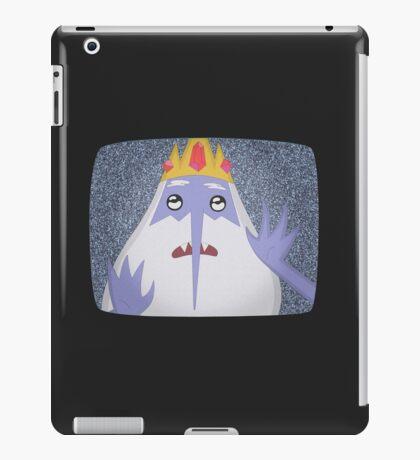 Adventure Time - Ice King 1 - TV iPad Case/Skin