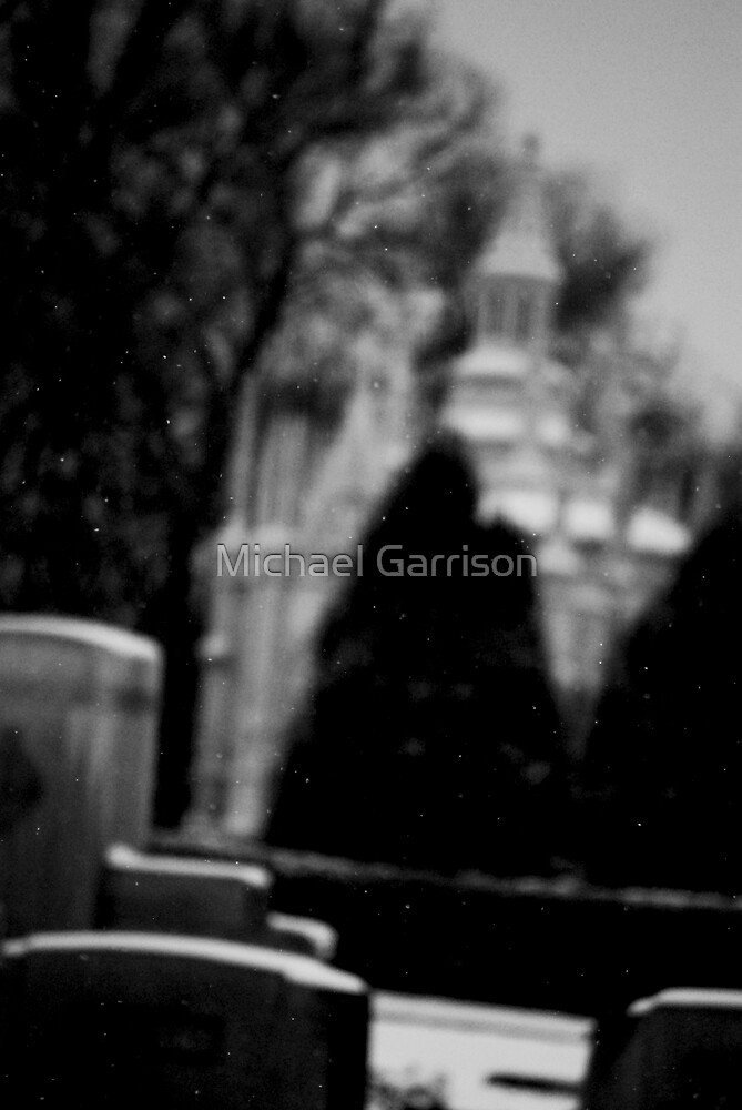 Kingdom Come by Michael Garrison