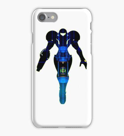 Samus and Metroid Retro iPhone Case/Skin