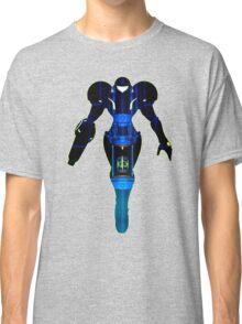 Samus and Metroid Retro Classic T-Shirt
