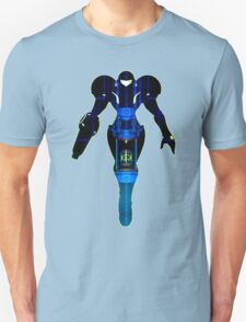 Samus and Metroid Retro T-Shirt