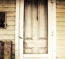 Knock on Wood by Devan Abernathy