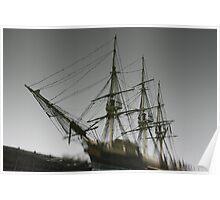 Ghost Ship of Salem, Massachusetts Poster