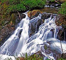 Beaver Creek Falls by martingilchrist