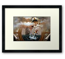 Sea Captain 2 Framed Print