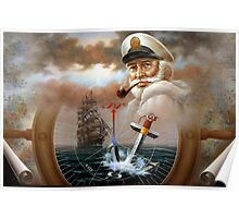 Sea Captain 2 Poster