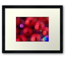 Life and other secrets Framed Print