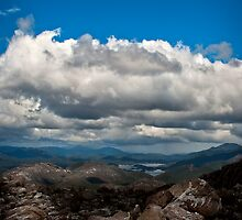 Atop the Mountain by Shane Viper