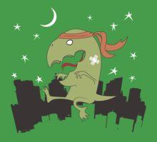 Godzilla's Kid Baby Tee