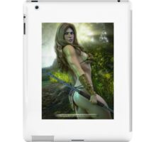 Shanna iPad Case/Skin