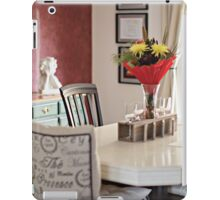 Dining Room with a French Flair iPad Case/Skin