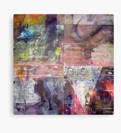 Urban Landscapes Canvas Print
