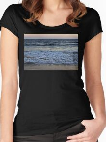 On the Shore Women's Fitted Scoop T-Shirt