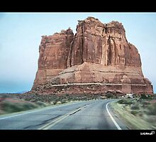 Utah Monolith  by SHickman