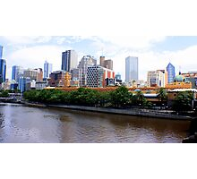~ Melbourne Vista ~ Photographic Print