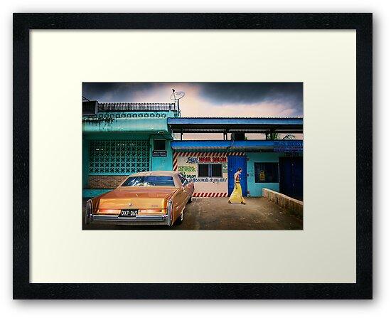 Namaka Street Scene by Ben Ryan