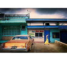 Namaka Street Scene Photographic Print