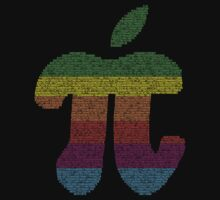 Apple Pi One Piece - Long Sleeve