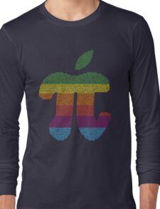 Apple Pi Long Sleeve T-Shirt