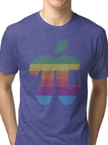 Apple Pi Tri-blend T-Shirt