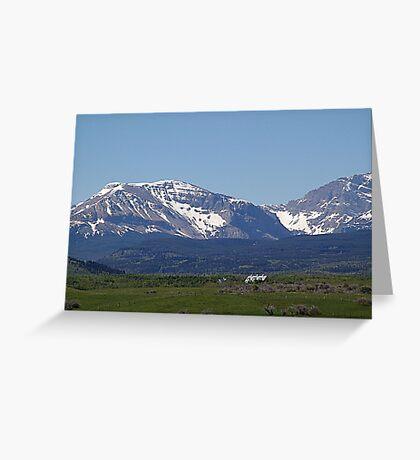 A Home Somewhere Greeting Card