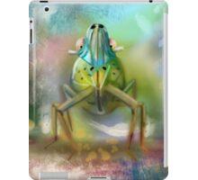 Palm Planthopper  iPad Case/Skin