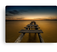 All out  Canvas Print