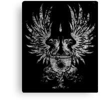 Dragon Age Grey Warden Symbol Canvas Print
